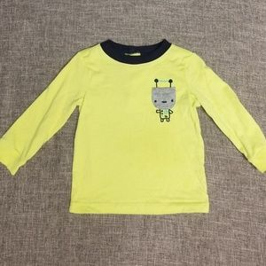 Gymboree boy's shirt 12 to 18 months